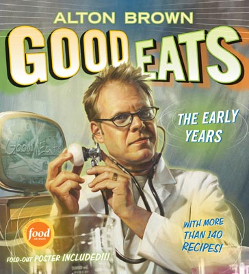 good eats, the early years cover