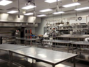 Culinary Classroom at TCA