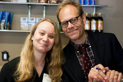 Alton Brown and The Hungry Engineer